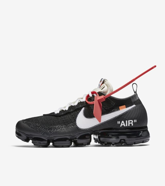 Proporcional Plausible Tendero  Nike The Ten Air VaporMax 'Off White' Release Date. Nike SNKRS GB