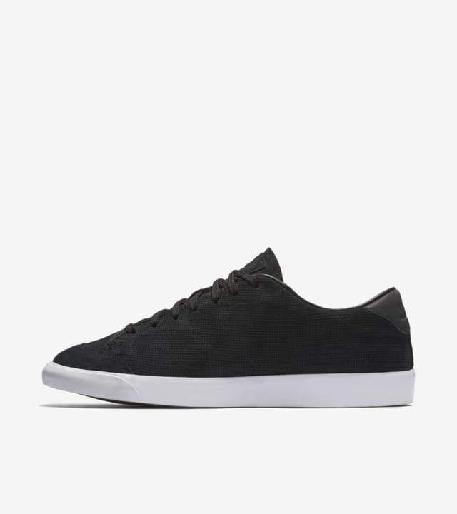 Semejanza Romper delicado  NikeCourt All Court 2 Low 'Black & White'. Nike SNKRS