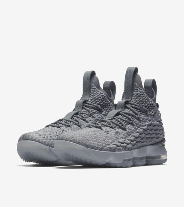 Nike Lebron 15 'Wolf Grey \u0026 Metallic