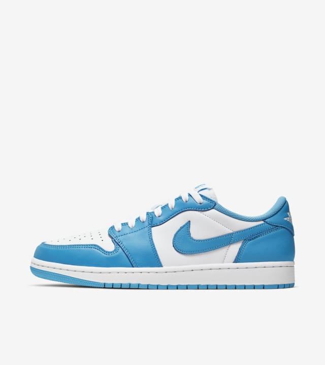 Prestigio Elástico oído  SB x Air Jordan I Low 'Dark Powder Blue' Release Date. Nike SNKRS IN