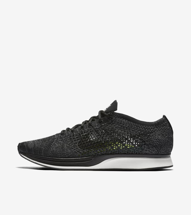 Nike Flyknit Racer 'Pitch Black'. Nike