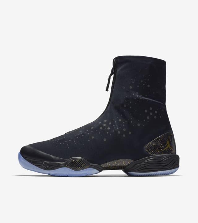 Air Jordan 28 'Locked \u0026 Loaded' Art of