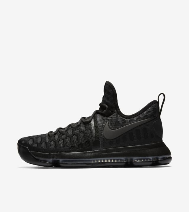 imagen Recoger hojas Elevado  Nike KD 9 'Triple Black' Release Date. Nike SNKRS