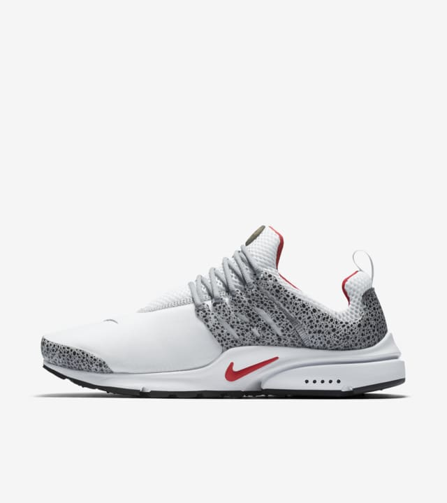 Nike Air Presto 'Pure Platinum \u0026 Black