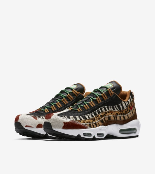Aceptado Agotamiento pandilla  Nike Air Max 95 Atmos 'Animal Pack' 2018 Release Date. Nike SNKRS