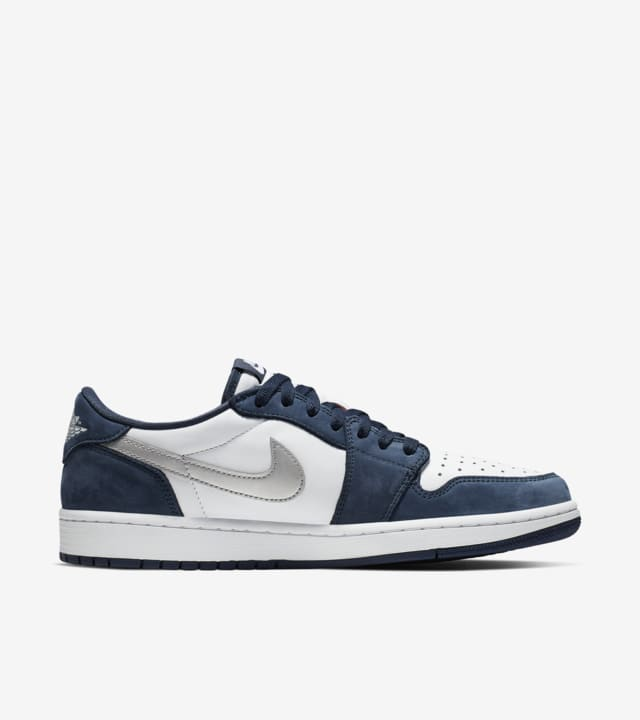 SB x Air Jordan I Low 'Midnight Navy