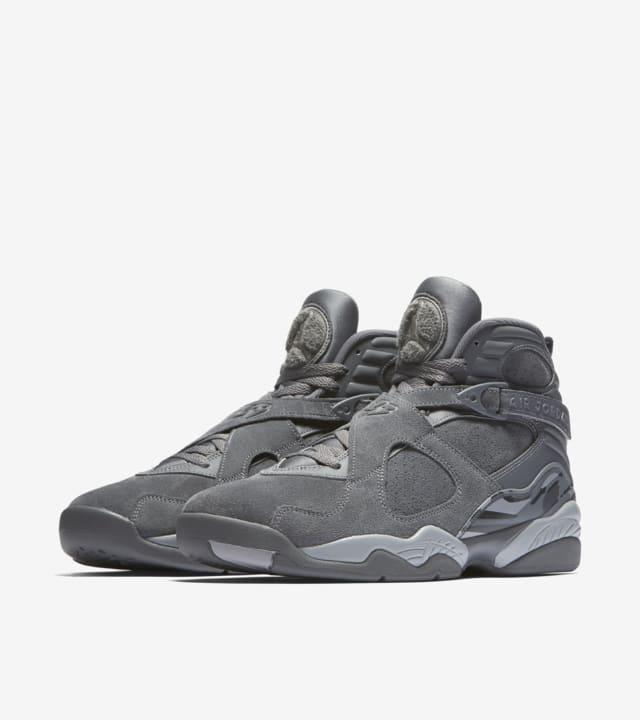 unidad Arena Guerrero  Air Jordan 8 Retro 'Cool Grey' Release Date. Nike SNKRS GB