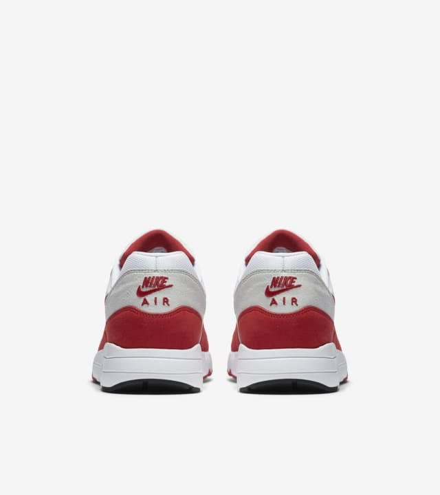 Nike Air Max 1 Ultra 2.0 LE 'White & University Red' Red