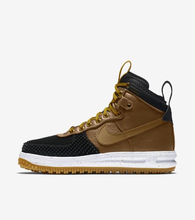 Nike Lunar Force 1 Duckboot 'Black