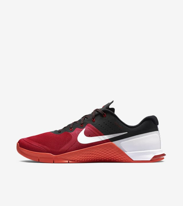 Nike Metcon 2 'Gym Red \u0026 Black \u0026 White
