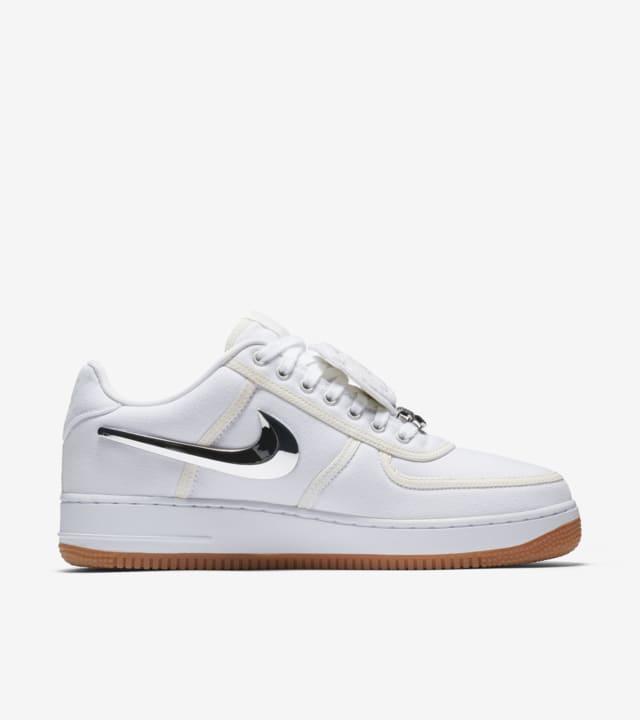 Nike Air Force 1 'Travis Scott' Release