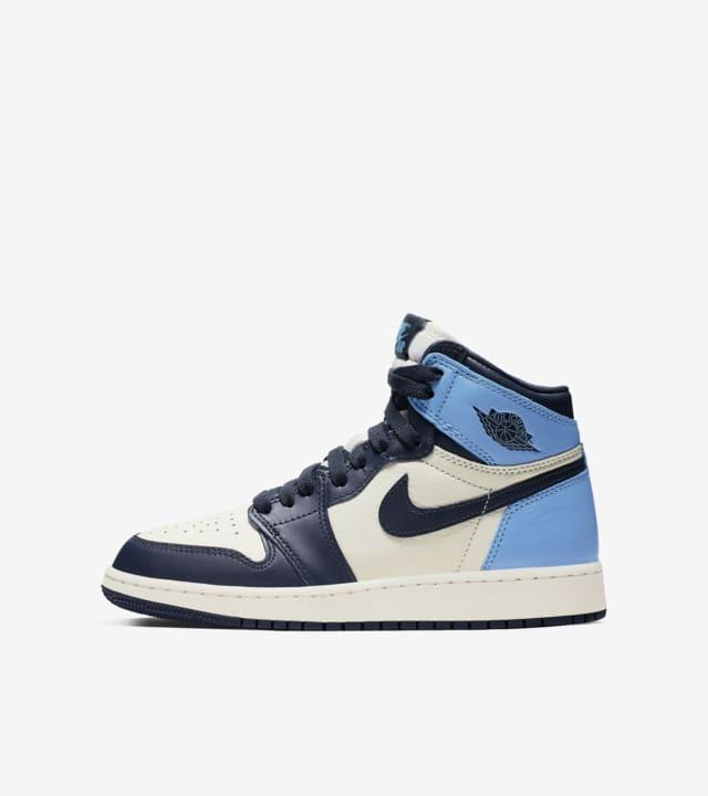 AJ 1 HIGH OG BG). Nike SNKRS