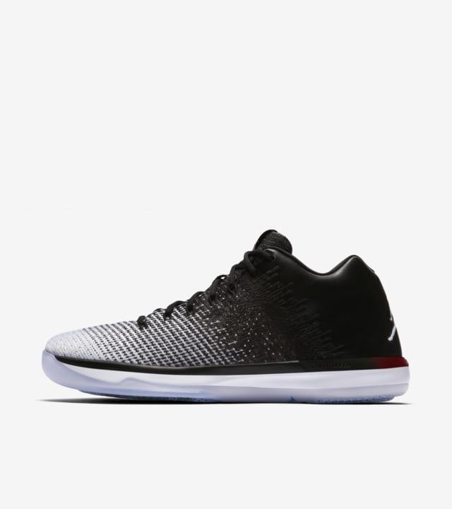 Air Jordan 31 Low Quai 54 'White \u0026amp