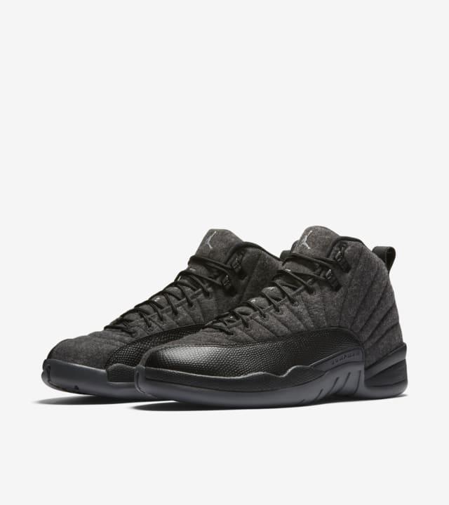 Air Jordan 12 Retro Wool 'Dark Grey