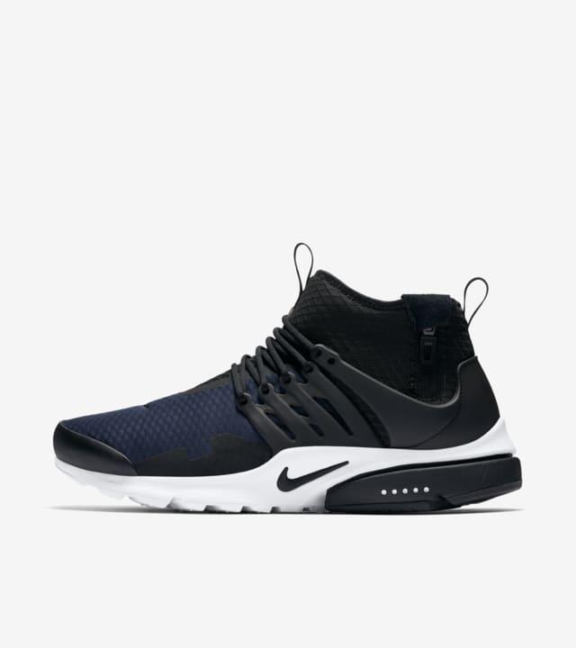 Nike Air Presto Mid Utility 'Black