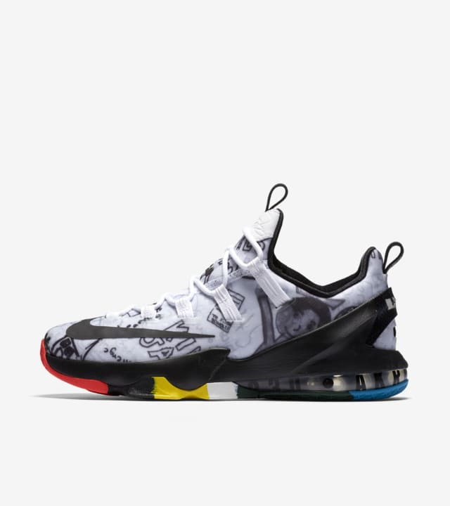 Nike LeBron 13 Low Limited 'Multi-Color