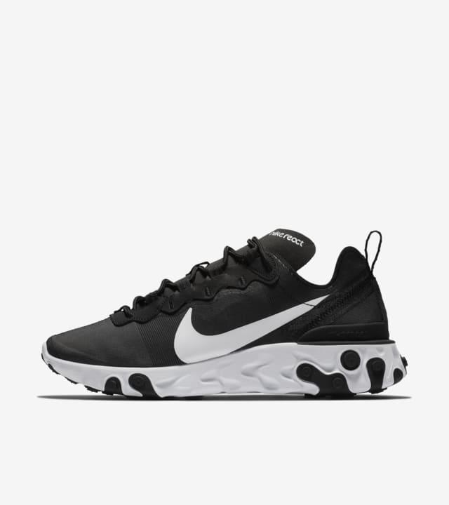 Nike Women's React Element 55 'Black