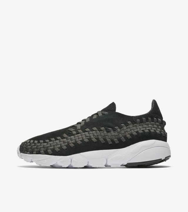 Nike Air Footscape NM Woven 'Black \u0026amp