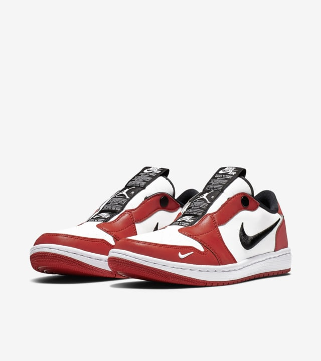 Air Jordan 1 Slip Low Chicago 'Varsity