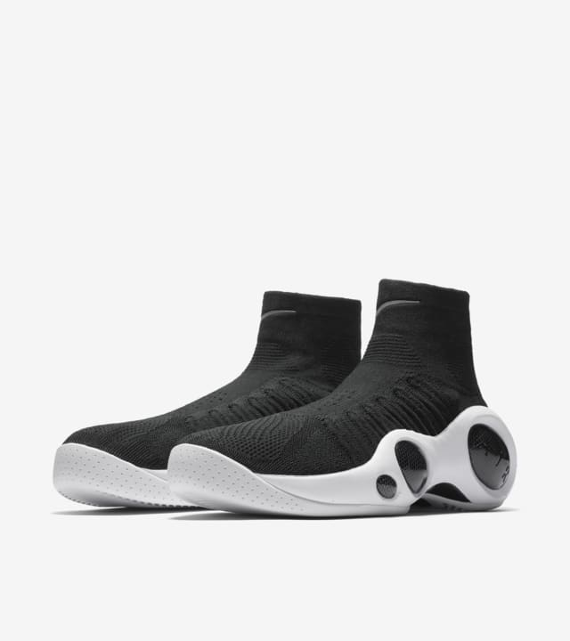 Nike Flight Bonafide 'Black \u0026 White