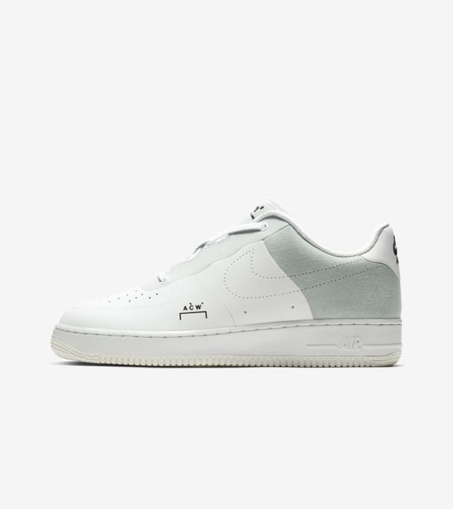 Nike Air Force 1 A COLD WALL* 'White' Release Date. Nike