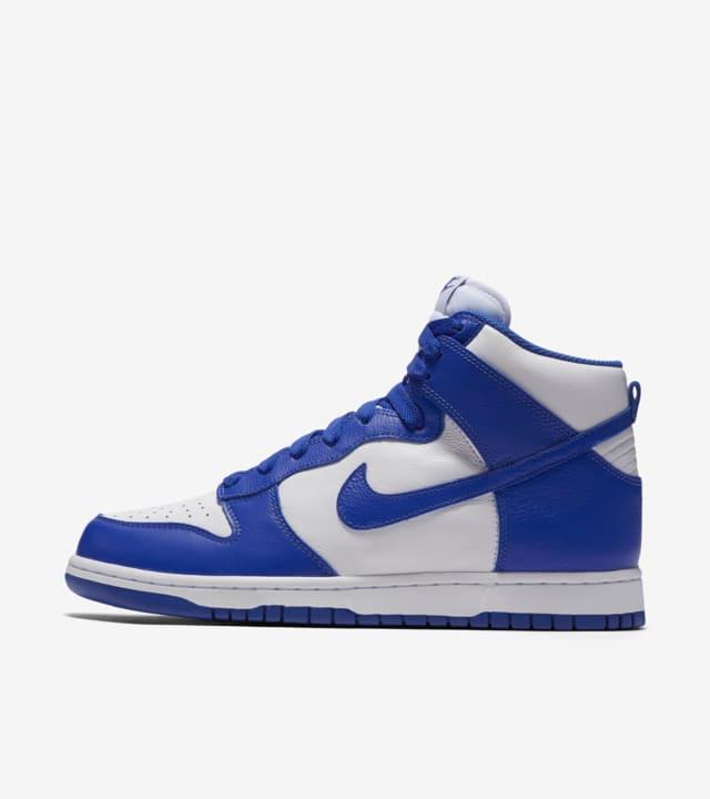 Nike Dunk College Colors 'Blue \u0026 White