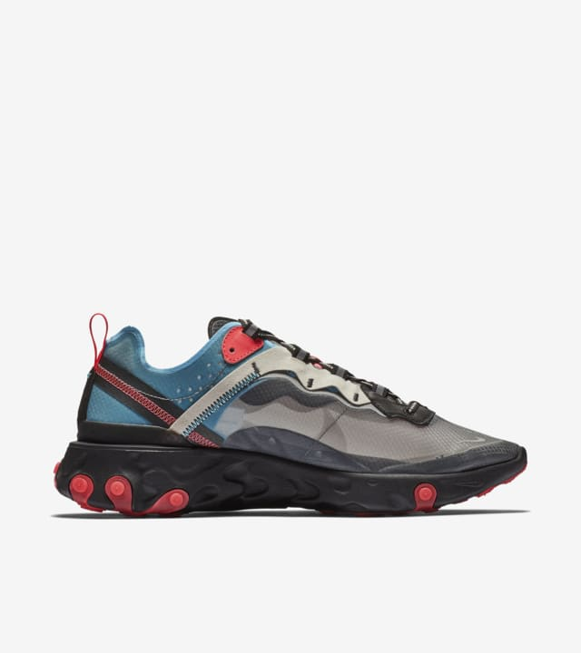 """Nike React Element 87 """"Solar Red"""