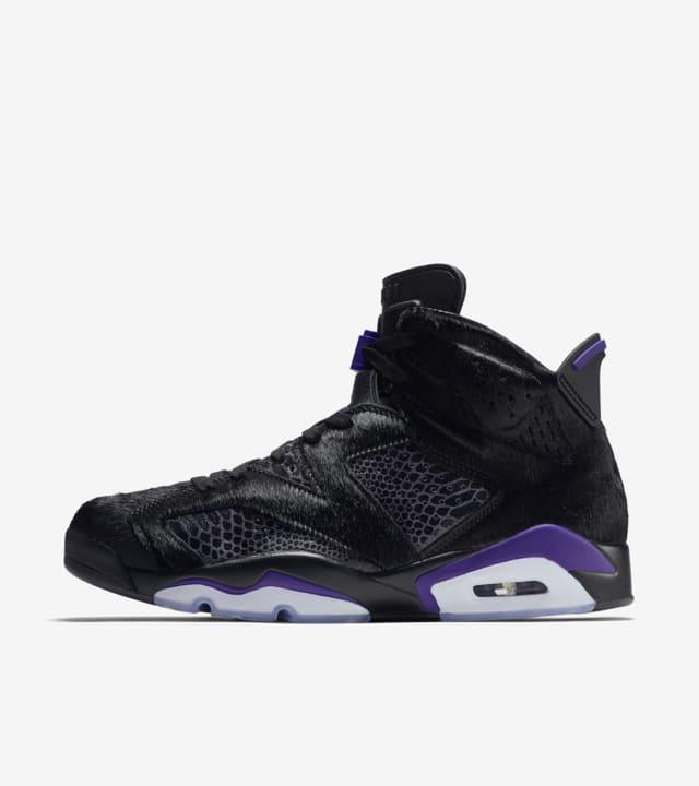 Air Jordan 6 Retro NRG 'Black \u0026amp