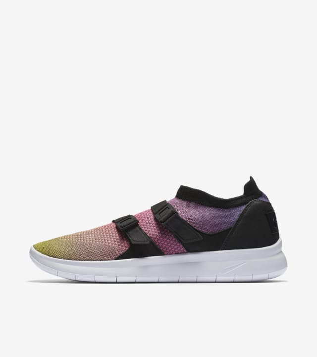 seco Volver a llamar visual  Nike Air Sock Racer Ultra Flyknit Premium 'Yellow Strike & Racer Pink'  Release Date. Nike SNKRS