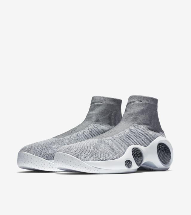 Comercialización logo ingeniero  Nike Flight Bonafide 'Cool Grey' Release Date. Nike SNKRS