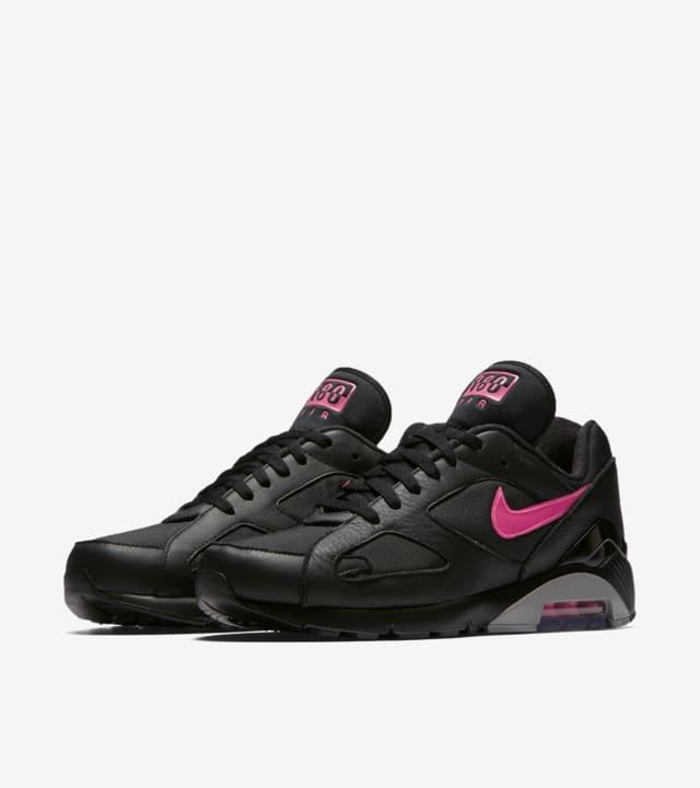 Nike Air Max 180 'Black \u0026amp; Pink