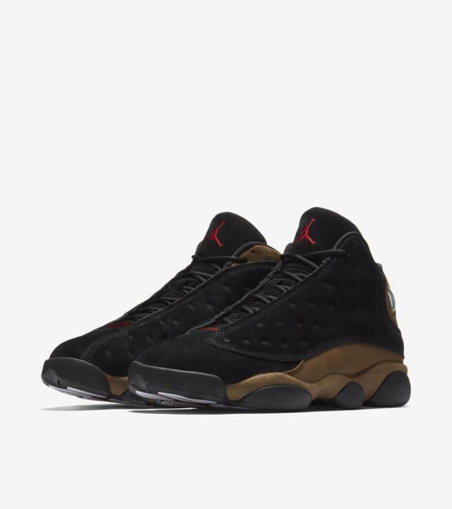 all black 13s jordans