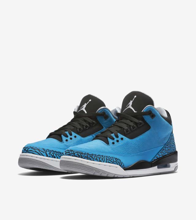 Air Jordan 3 Retro 'Powder Blue