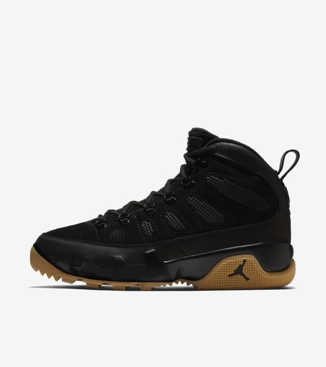 Air Jordan 9 Retro Boot NRG 'Black