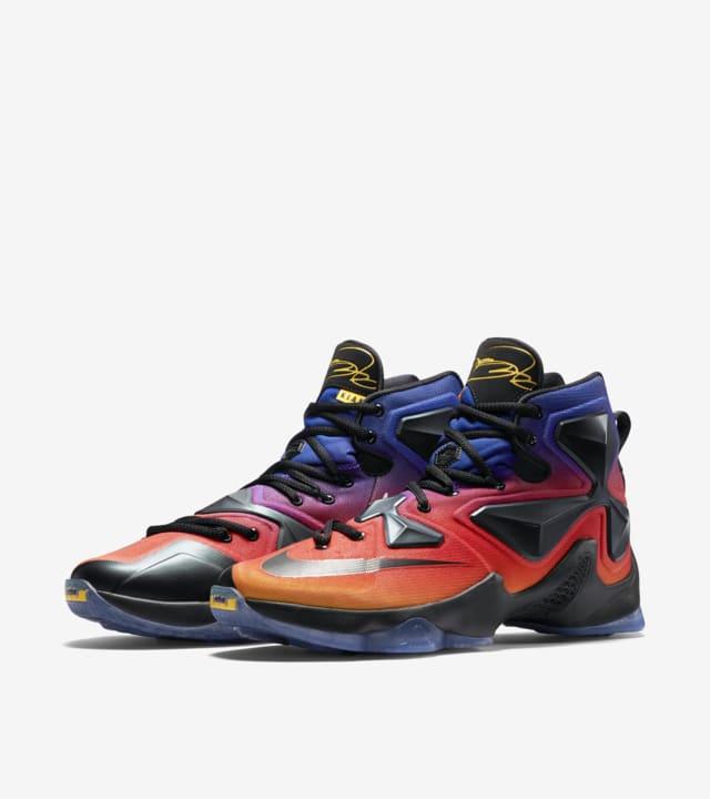 Nike LeBron 13 Doernbecher 'Laser