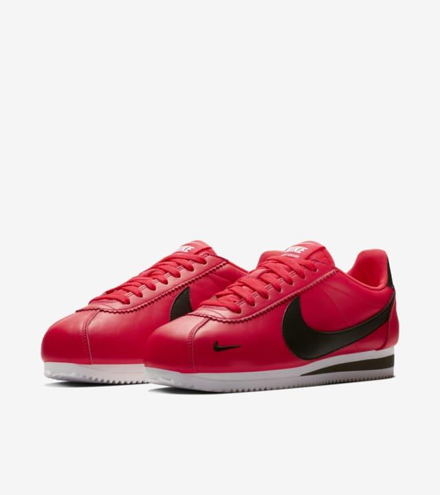 Nike Classic Cortez Premium 'Red Orbit
