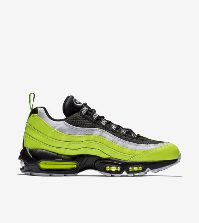 Nike Air Max 95 Premium 'Volt \u0026 Volt