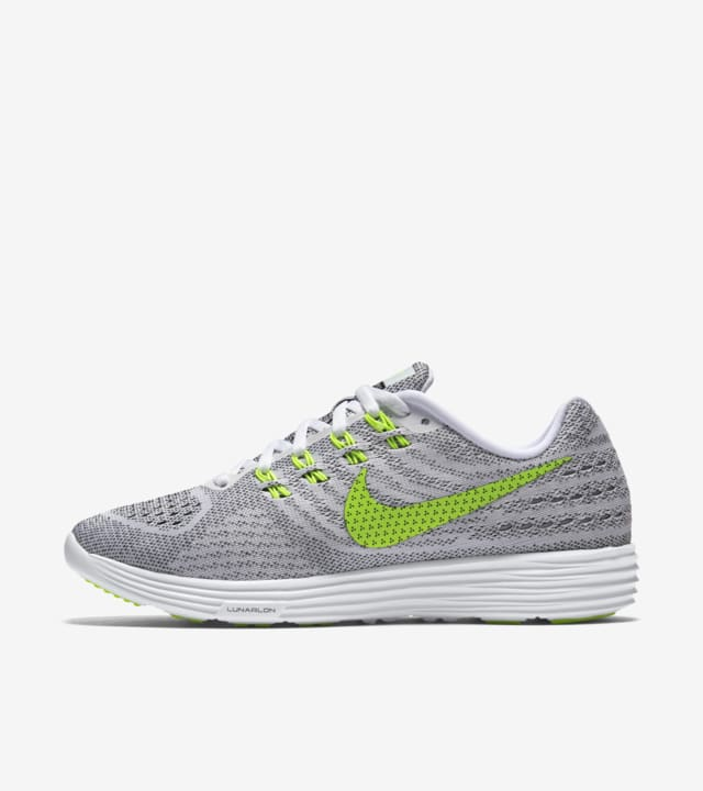 Women's Nike Lunartempo 2 'White \u0026 Volt