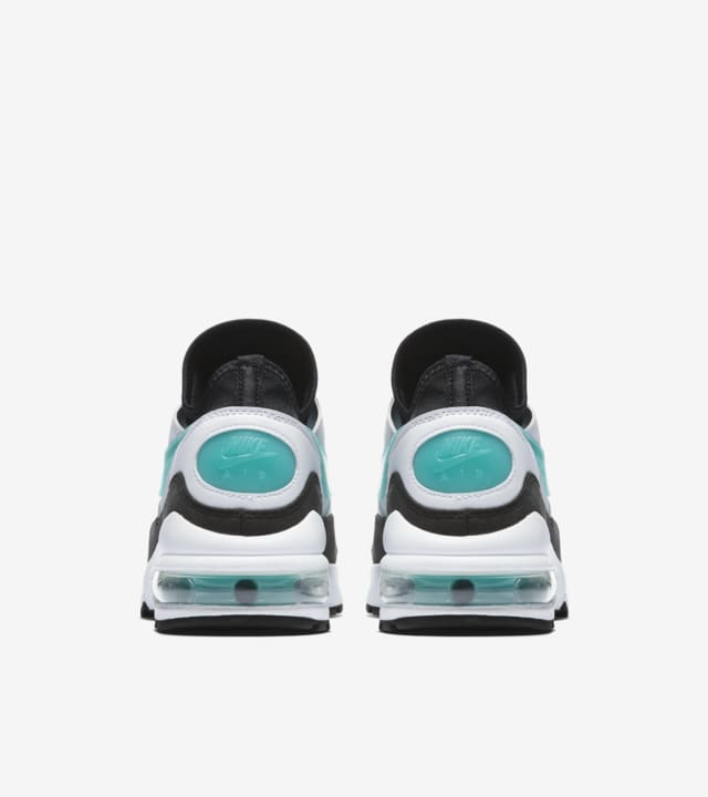 Perímetro Asumir Litoral  Nike Women's Air Max 93 'White & Sport Turquoise' Release Date. Nike  SNKRS SI