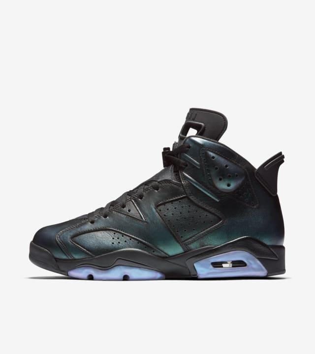 Air Jordan 6 Retro 'Gotta Shine'. Nike