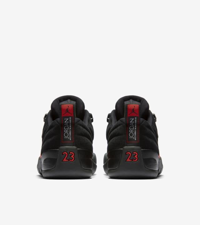 Air Jordan 12 Retro Low 'Black \u0026 Max
