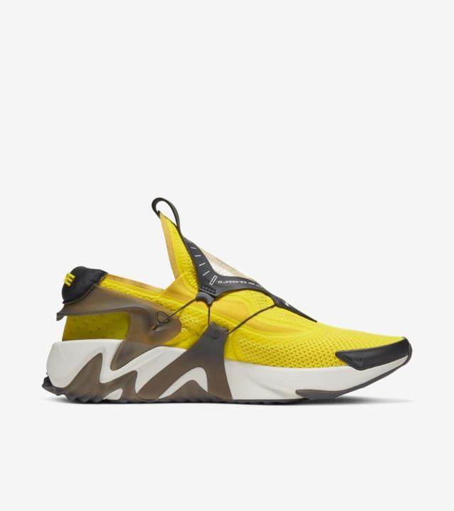 Nike Adapt Huarache 'Opti Yellow' — releasedatum. Nike SNKRS NL