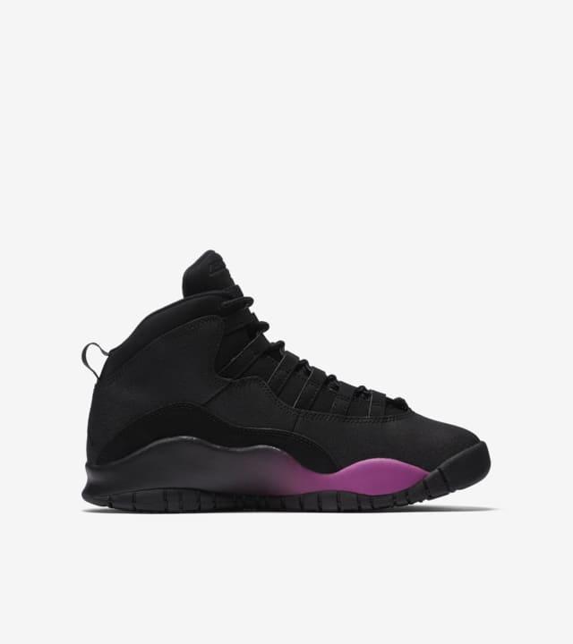 Air Jordan 10 GG Heiress 'Black \u0026amp