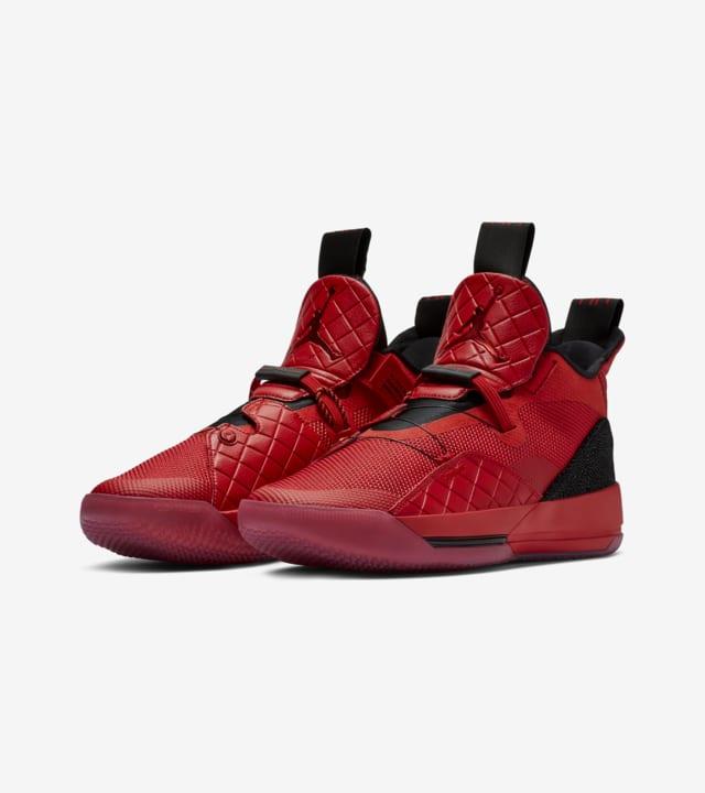 Air Jordan 33 'University Red' Release
