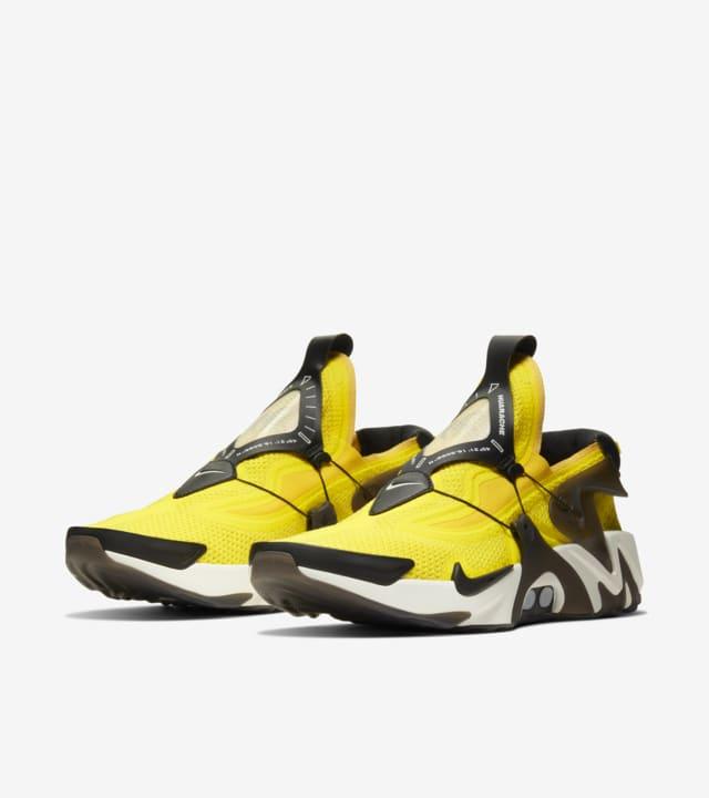 Nike Adapt Huarache 'Opti Yellow