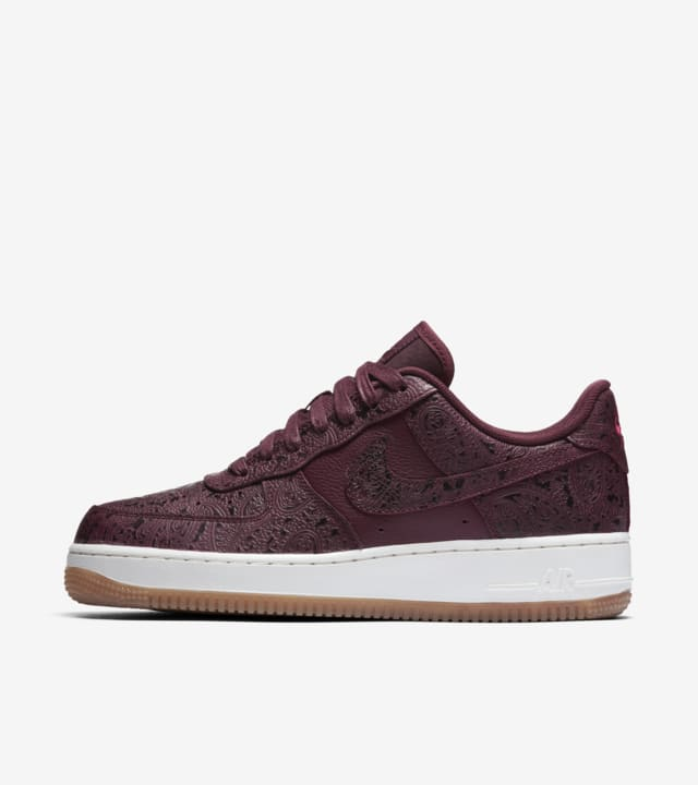air force 1 night maroon