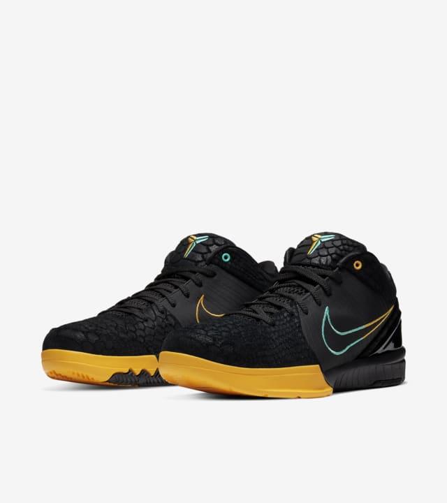 Kobe 4 Protro 'FTB' Release Date. Nike