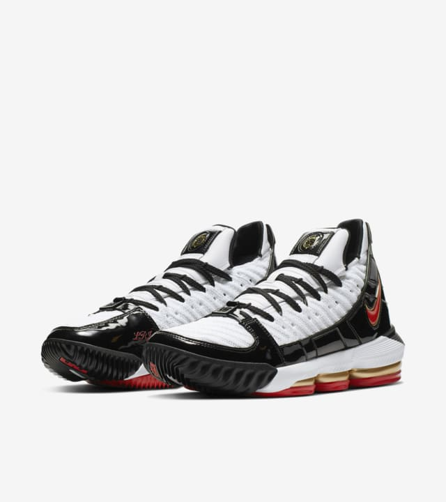 LeBron 16 'Remix' Release Date. Nike SNKRS
