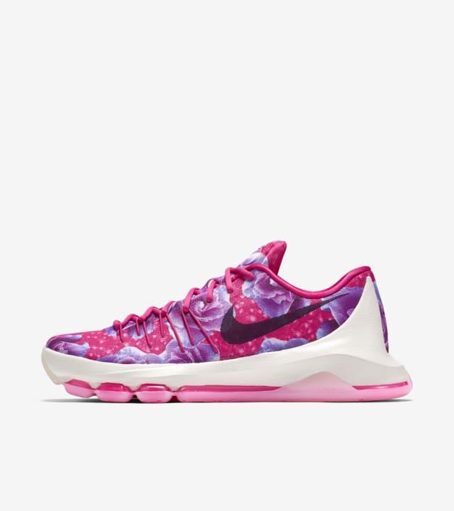 Nike KD 8 'Aunt Pearl' Release Date