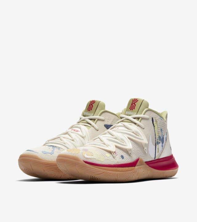 Kyrie 5 'Bandulu' Release Date. Nike